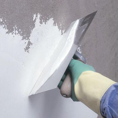 gypsum plastering